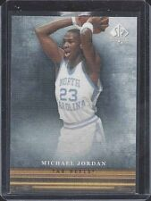 MICHAEL JORDAN 2013-14 SP AUTHENTIC CANVAS COLLECTION SP #18