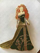 Evil Beauties Merida As Mor'du Fantasy Pin