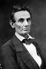 New 5x7 Photo: Mary Todd's Favorite of Her Husband, President Abraham Lincoln