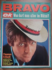 BRAVO 27-26.6. 1967 (2) Thomas Fritsch Roger Moore L.Pulver George Nader BeeGees