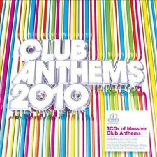 Various Artist : Club Anthems 2010 (3CDs) (2010)