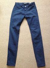 Authentic Pull & Bear Skinny Jeans/Pantaloni, Taglia uk6/eur34 - in buonissima condizione