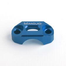 MOJO Husqvarna Brake/Clutch Clamp - Billet Anodized Fits All Brembo Clutch/Brake