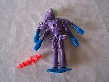 ANTRON vintage 1979 MICRONAUTS figure with brain and 1 weapon accessorie