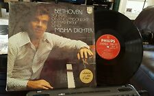 Philips 9500 319 Beethoven Sonatas Moonlight Pathetique Dichter NM/NM Stereo