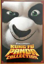 Kung Fu Panda Collection Blu-Ray Dvd Sigillato