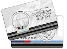 2015 Australia at War Series - Empire Air Training Scheme - 50c Coin