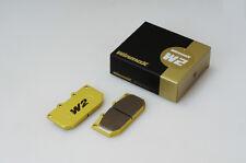 Winmax W2 Rear Brake Pad For CRONOS 09.91- GESR
