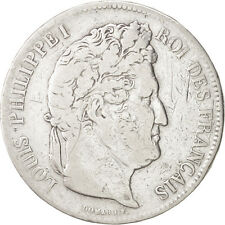 [#76984] France, Louis-Philippe, 5 Francs, 1835, Strasbourg, TB, Silver