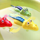 New Wind Up Clockwork Cute Crocodile Kid Baby Swimming Favor Bath Time Play Toy