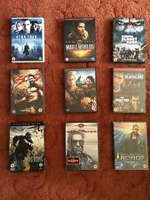 BLOCKBUSTERS DVD Bundle, Star Trek, King Kong,Planet of the Apes Troy etc