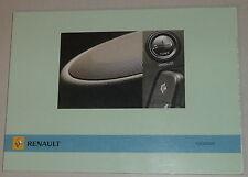 Betriebsanleitung Renault Autoradio Radiosat Stand 03/2006