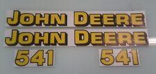 John Deere 541 Loader Decals