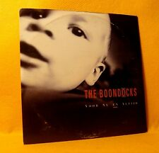 Cardsleeve single CD The Boondocks Voor Nu En Altijd 2TR 1994 Vlaamse Pop Rock