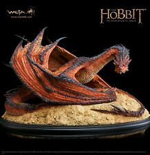 LIMITED EDITION-WETA- LOTR THE HOBBIT SMAUG THE TERRIBLE STATUE - 0245 of 2000