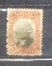 USA 5c Old Stamps