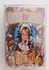 Home Alone Christmas Soundtrack Cassette Various Artists - NOS - RARE - SEALED