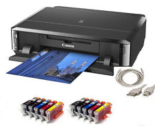 Canon Pixma Drucker IP7250 IP 7250 Wlan,Direct,Apple AirPrint,WIFi USB 10 Tinten