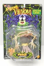 "Venom Phage ""Along came a Spider"" Toy Biz action figure NIP 1997"