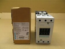 1 NIB SIEMENS 3RT1046-1BF40 3RT10461BF40 CONTACTOR 110V. AC-3 45 KW/400 V