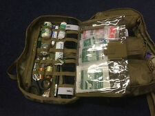 Medical side pouch multicam to fit British army issued bergens,daysacks,trauma