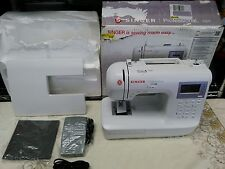 Singer Professional 9100 Sewing Machine with Extension Table New in Open Box