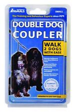 The Company of Animals Double Dog Coupler Walk 2 Dogs with Ease Small
