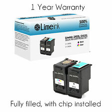 2 pk PG 240XL CL 241XL Ink Cartridge for Canon PIXMA MG MX Printer Series MG2120