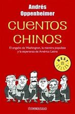 Cuentos Chinos by Andres Oppenheimer (2015, Paperback)