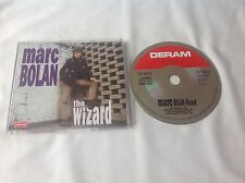 MARC BOLAN THE WIZARD RARE IMPORT 4 TRACK 1992 CD SINGLE *LAST NEW STOCK EXAMPLE