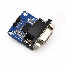 MAX3232 Based RS232 COM Serial Port To TTL Converter Module Board