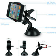 Sale Car Windscreen Mount Suction Cradle Holder For Mobile Phone GPS PSP MP4