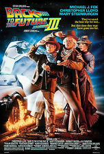 Back To The Future 3:Movie Poster:Laminated:A4:!!!!Buy 2 Get 3 FREE!!