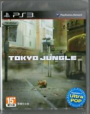 MSRNY PS3 Tokyo Jungle Asian version Chinese subtitle