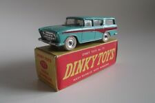 dinky toys 173 - Nash Rambler - boxed - green with red striping
