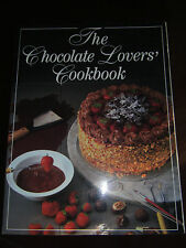 The Chocolate Lover's Cookbook Juliet Cobb Pastries Cakes Souffles Cookies Soft