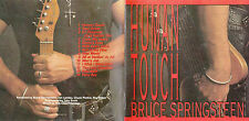 CD BRUCE SPRINSTEEN HUMAN TOUCH 14T DE 1992