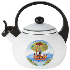 Villeroy & Boch DESIGN NAIF Whistling Tea Kettle