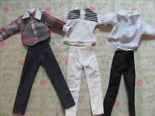 lot barbie doll clothes dresses accessories 3 Ken doll outfits 2 NEW