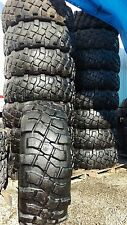 Off road tires set of 4 Michelin XML 395/85R20 tires 75-95% treads remaining