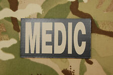 Infrared Combat MEDIC Patch USMC Hospital Corpsman USAF US Army Line Medic Doc
