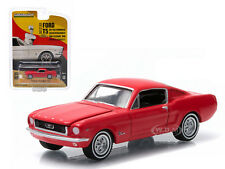 1965 FORD T5 (MUSTANG) RED HOBBY EXCLUSIVE 1/64 DIECAST MODEL GREENLIGHT 29817