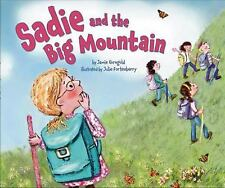 Sadie and the Big Mountain-ExLibrary