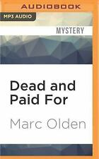 The Harker File: Dead and Paid For 2 by Marc Olden (2016, MP3 CD, Unabridged)