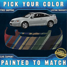 NEW Painted to Match - Front Bumper Cover for 2005-2010 Chevy Chevrolet Cobalt