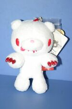 "Chax-GP Chack Gloomy Bear White Albino Licky Plush Doll 5.2"" CGP223 Blood"
