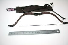 """1/6 Scale Ancient Solider Accessories Bow Arrow Set Quiver  For 12""""  Figure"""