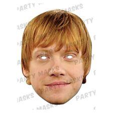 Mask-Arade Rupert Grint / Ron Weasley Celebrity Mask