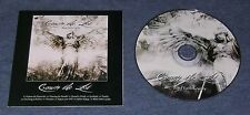 2009 METAL ~ CROWN THE LOST ~ Blind Faith Loyalty ~ RARE PROMO ~ PROMOTIONAL CD