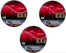Debian Jessie 8.6.0 Linux  O/S + 37,000 packages - 64 bit no license required
